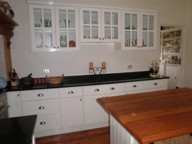 New England Building Recyclers Flatpack Kitchens
