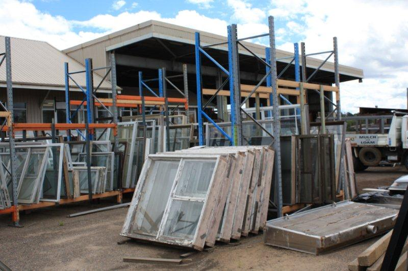 New england building recyclers new and used building for New roofing products